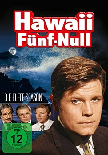 Hawaii Fünf-Null Staffel 11 (6 DVDs)