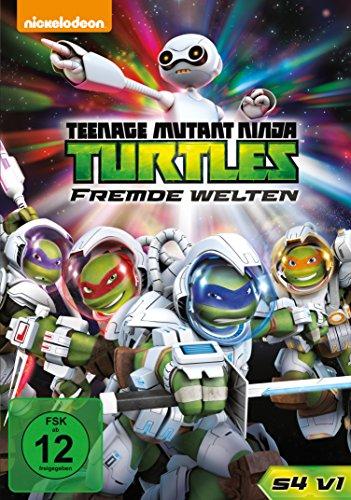Teenage Mutant Ninja Turtles Fremde Welten
