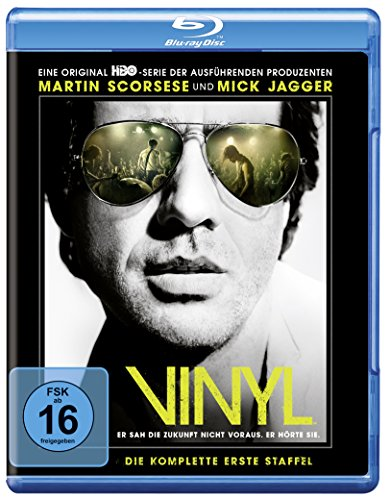 Vinyl Staffel 1 [Blu-ray]