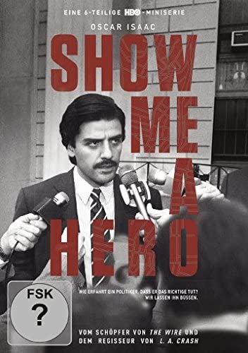 Show Me a Hero 2 DVDs