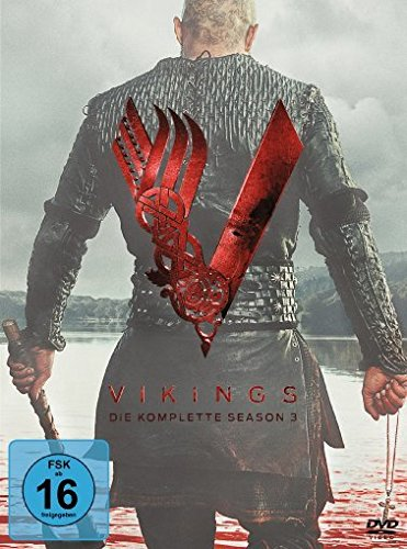 Vikings Staffel 3 (3 DVDs)