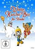 Winter-Kuschel-Box für Kinder: Frosty, Zeo und Petzi (3 DVDs)