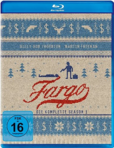 Fargo Staffel 1 [Blu-ray]