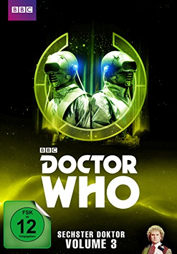 Doctor Who Sechster Doktor Vol. 3 (5 DVDs)