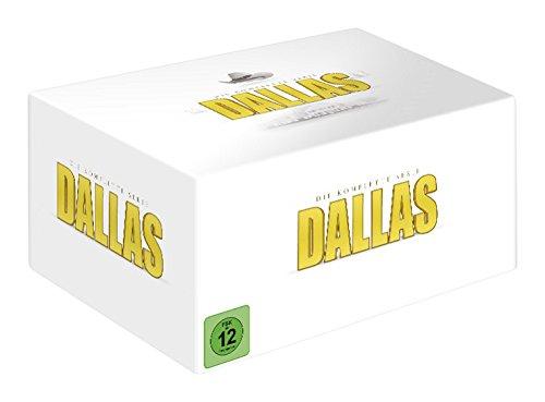 Dallas Die komplette Serie: Staffel 1-14 (Limited Edition) (73 DVDs)