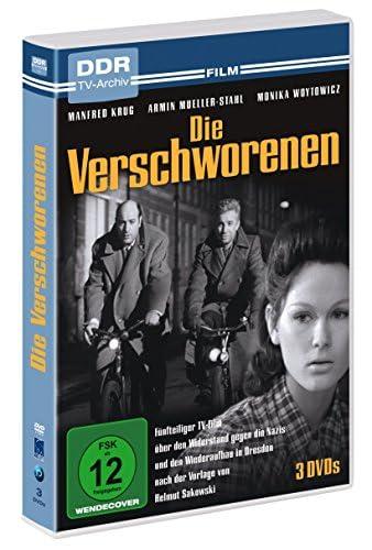 Die Verschworenen (DDR TV-Archiv) (3 DVDs)