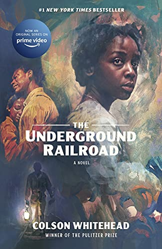 The Underground Railroad — Colson Whitehead