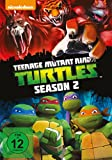 Teenage Mutant Ninja Turtles - Season 2 (4 DVDs)