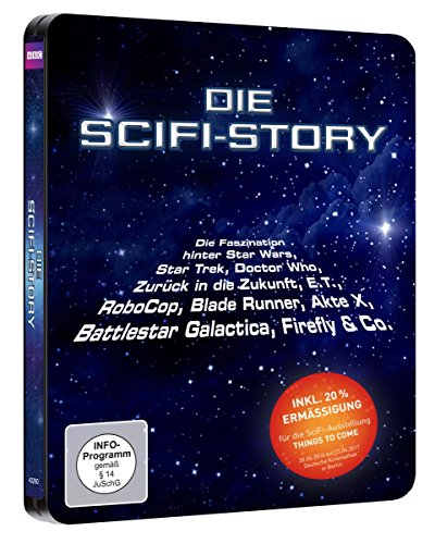 Die SciFi-Story (Limited Steelbook Edition) [Blu-ray]