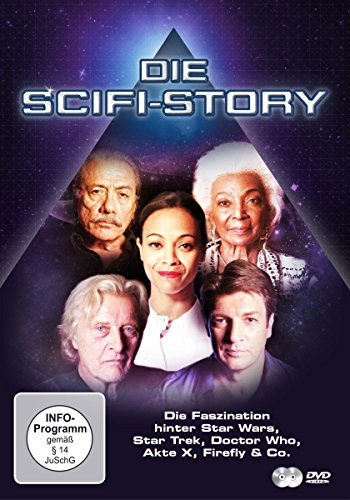 Die SciFi-Story (Limited Steelbook Edition) [Blu-ray] Limited Steelbook Edition [Blu-ray]