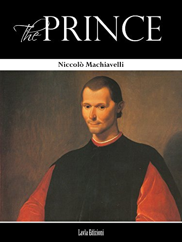 The Prince — Nicolo Machiavelli