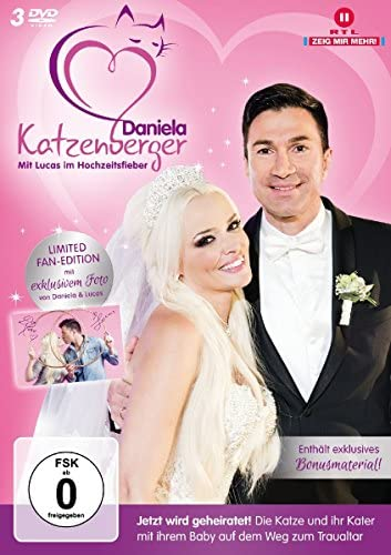 Daniela Katzenberger - Mit Lucas im Hochzeitsfieber (Limited Edition) (3 DVDs)