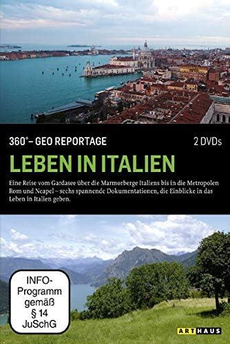 360° - Die GEO-Reportage: Leben in Italien (2 DVDs)