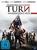 Turn: Washington's Spies - Staffel 2 (4 DVDs)