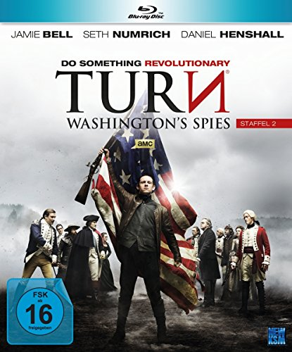 Turn - Washington's Spies: Staffel 2 [Blu-ray]