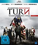Turn: Washington's Spies - Staffel 2 [Blu-ray]