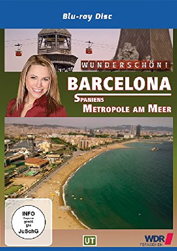 Wunderschön! - Barcelona: Spaniens Metropole am Meer [Blu-ray]