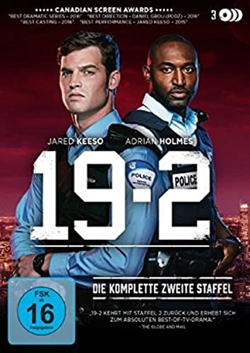 19-2 Staffel 2 (3 DVDs)