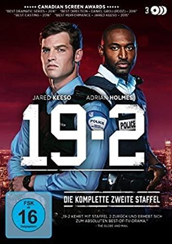 19-2 Staffel 2 (3 DVDs)