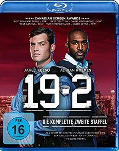 19-2 Staffel 2 [Blu-ray]