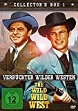Verrückter Wilder Westen - Collector's Box (4 DVDs)