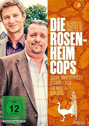 Die Rosenheim Cops Staffel 10 (6 DVDs)