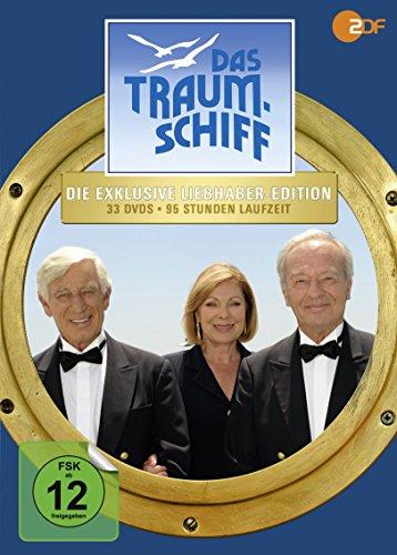 Das Traumschiff: Die exklusive Liebhaber-Edition (Limited Edition) (33 DVDs)
