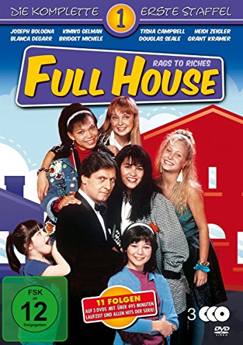 Full House: Rags to Riches Staffel 1 (3 DVDs)