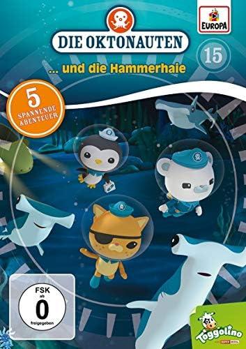 Die Oktonauten, Vol.15: Die Oktonauten und die Hammerhaie