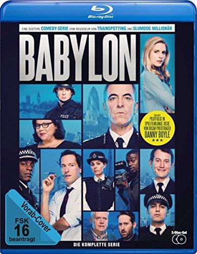 Babylon Staffel 1 (inkl. Pilotfolge) [Blu-Ray]