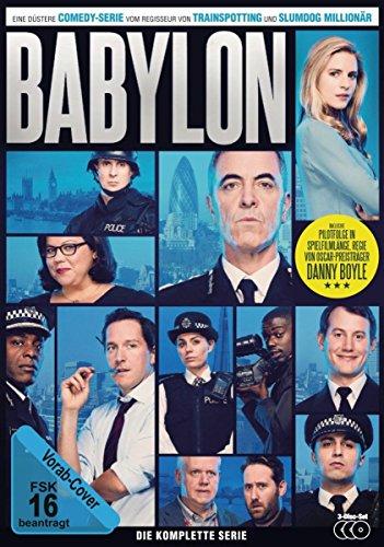 Babylon Staffel 1 (inkl. Pilotfolge) (3 DVDs)