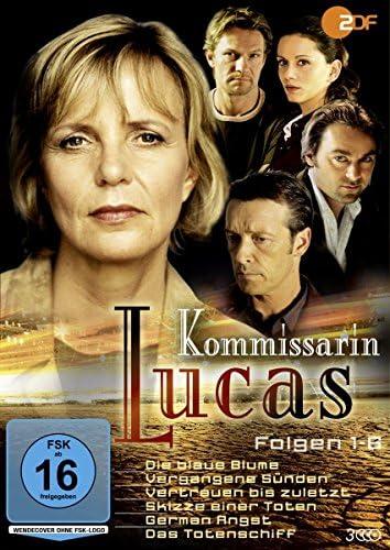 Kommissarin Lucas Folge 1-6 (3 DVDs)