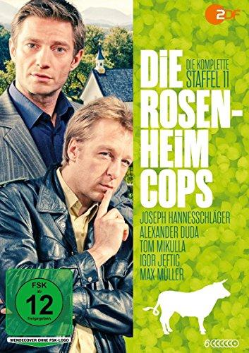 Die Rosenheim Cops Staffel 11 (6 DVDs)