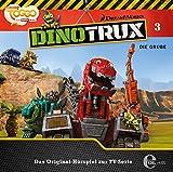 Dinotrux - Original-Hörspiel zur TV-Serie, Vol. 3: Die Grube