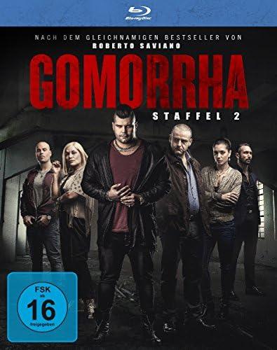 Gomorrha - Die Serie: Staffel 2 [Blu-ray]