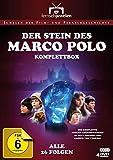 Der Stein des Marco Polo - Komplettbox (4 DVDs)