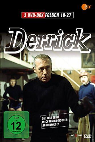 Derrick Box 3 (3 DVDs)