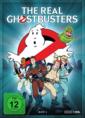 The Real Ghostbusters Box 1 (11 DVDs)