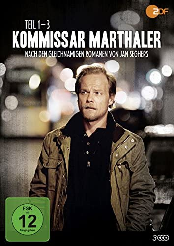Kommissar Marthaler Teil 1-3 (3 DVDs)