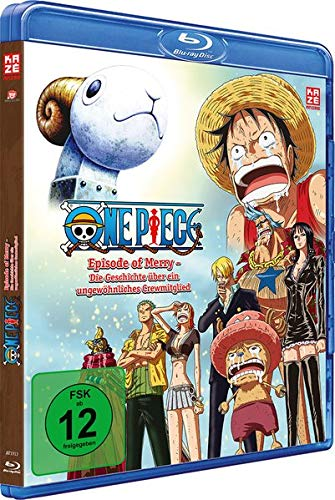One Piece TV Special 3: Episode of Merry [Blu-ray]