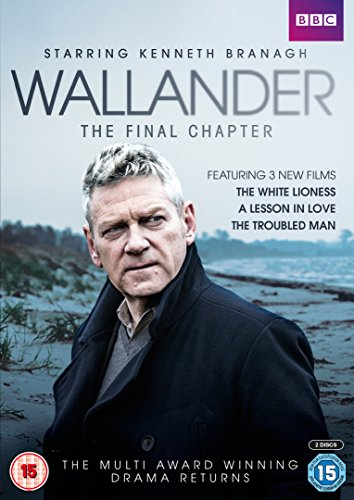 Wallander The Complete Collection [Blu-ray]