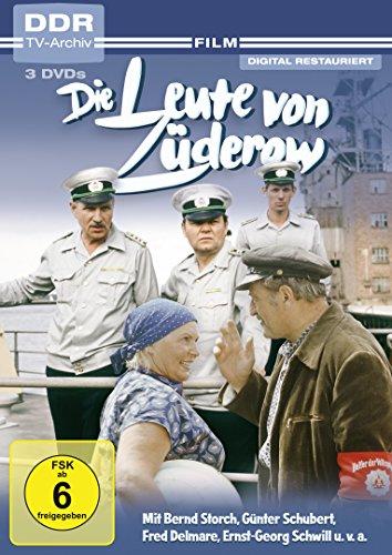 Die Leute von Züderow (DDR TV-Archiv) (3 DVDs)