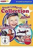 Astrid Lindgren Collection: Michel muss mehr Männchen machen / Ferien auf der Kräheninsel / Karlsson auf dem Dach