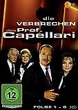 Die Verbrechen des Professor Capellari - Folge  1-6 (3 DVDs)