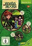 Robin Hood - Schlitzohr von Sherwood: Starter-Box, Vol. 1 (3 DVDs)
