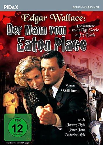 Edgar Wallace: Der Mann vom Eaton Place Die komplette Serie (3 DVDs)