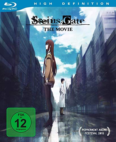 Steins; Gate The Movie [Blu-ray]