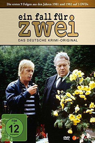 Ein Fall für zwei Vol. 1 (3 DVDs)