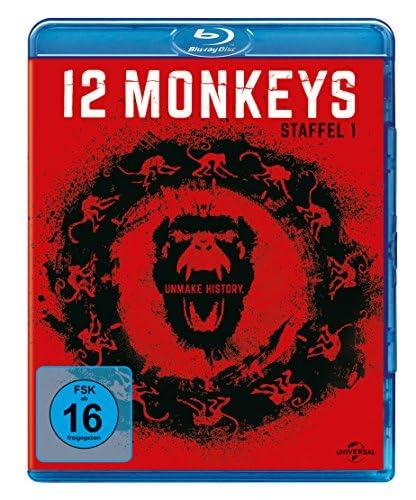 12 Monkeys Staffel 1 [Blu-ray]