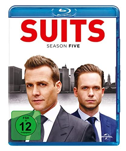 Suits Staffel 5 [Blu-ray]